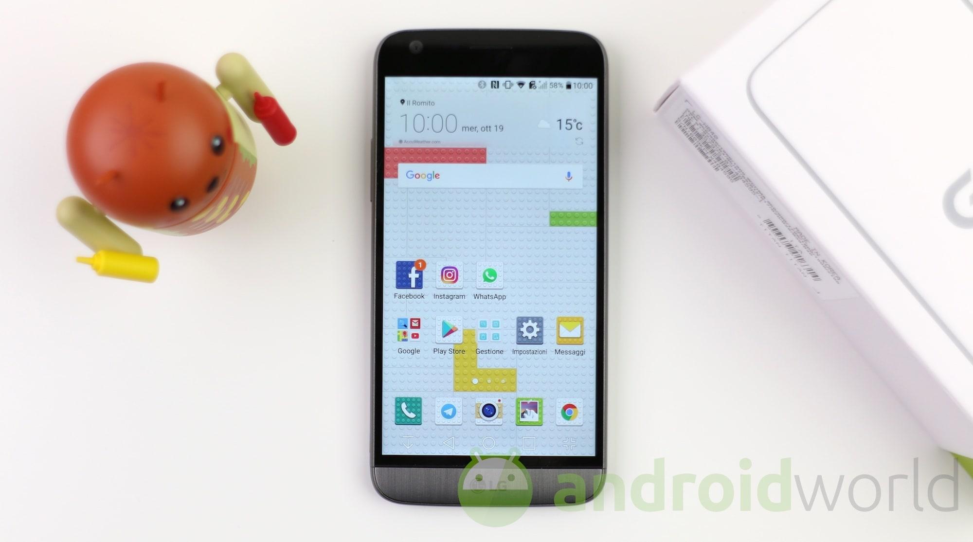 LG G5 SE, la recensione (foto e video)