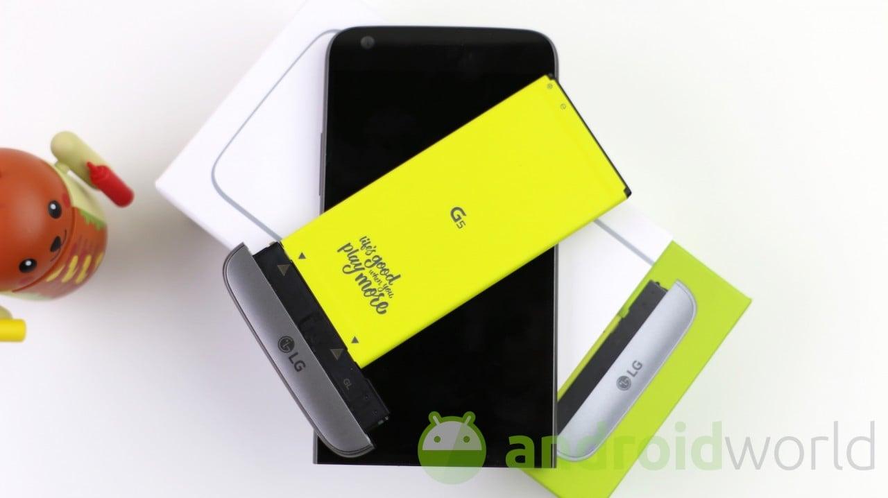 LG G6 dovrebbe essere pronto per i pagamenti mobili