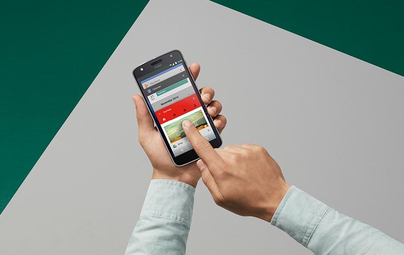 Motorola pubblica l'elenco degli smartphone che riceveranno Nougat: addio vecchi Moto G ed E