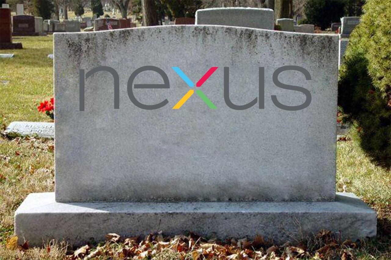 Google non ha più piani per i Nexus, e sullo store italiano sono già spariti