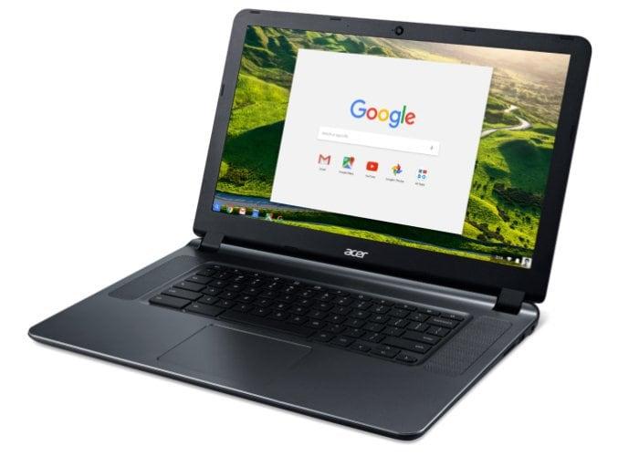 Nuovo aggiornamento sul canale stabile per Chrome OS