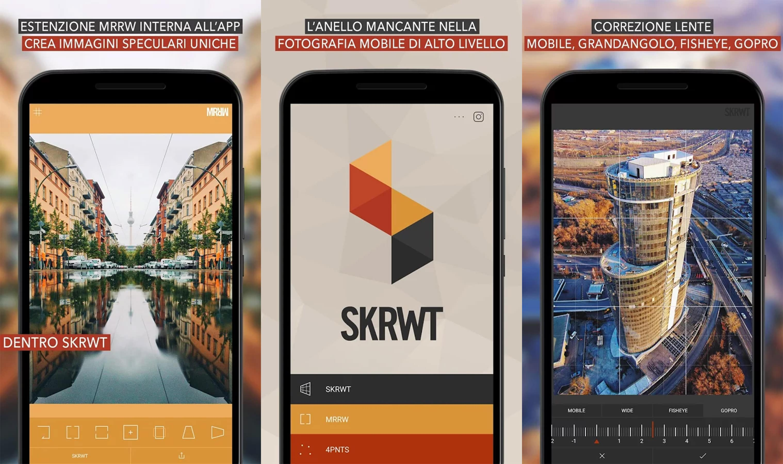 SKRWT e Neo Monsters sono le app a 0,10€ della settimana