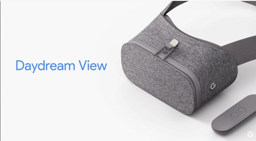 La realtà virtuale dei Pixel: ecco Daydream View