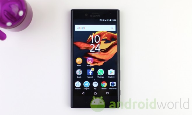 Sony Xperia X Compact - 1