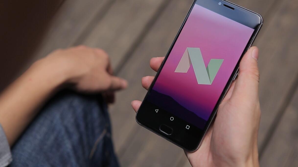 UMi Plus con Android Nougat si fa vedere in questo video (video)