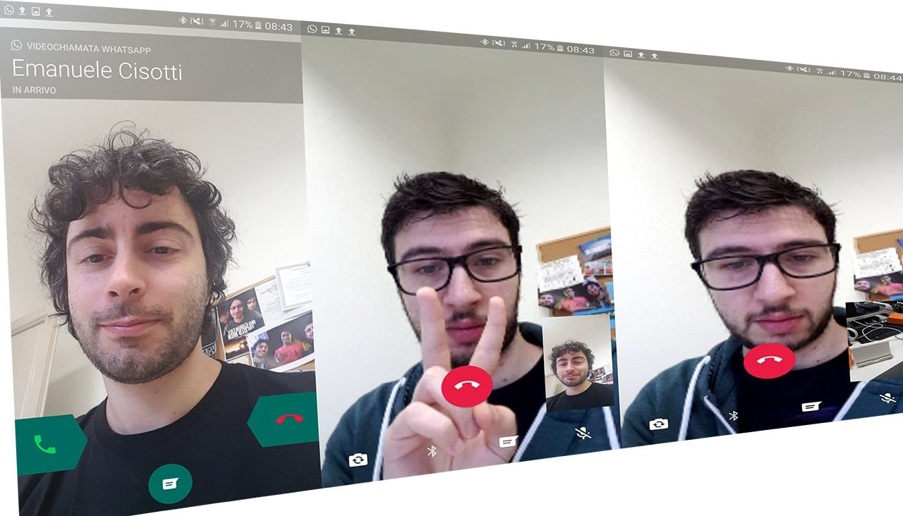 Con WhatsApp beta e Android O avrete le video chiamate Picture-in-Picture