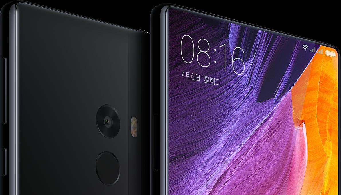 Ma quanto è davvero grande Xiaomi Mi MIX? Guardatelo a fianco dei principali concorrenti! (foto)