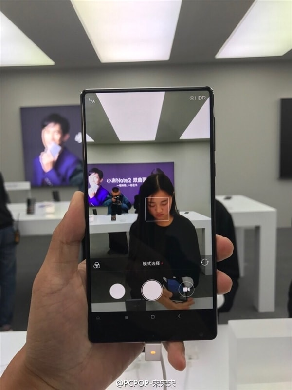 Xiaomi MI MIX è il telefono che più avreste voluto in Italia