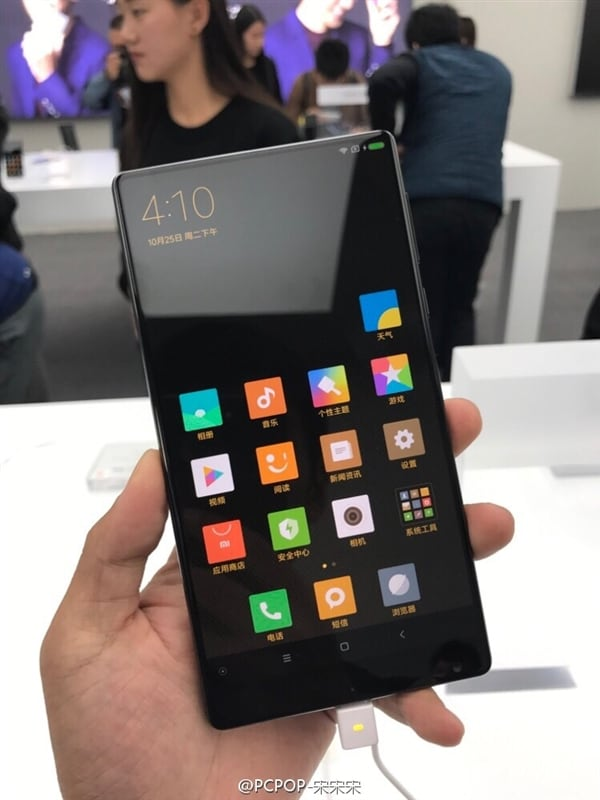 Xiaomi Mi MIX hands-on – 31