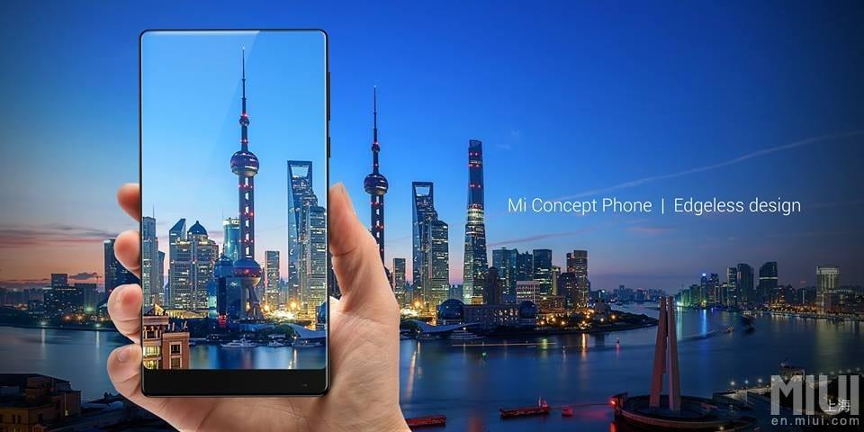 Xiaomi Mi MIX è il più incredibile phablet di sempre e costa una miseria in rapporto a quel che è! (foto e video)