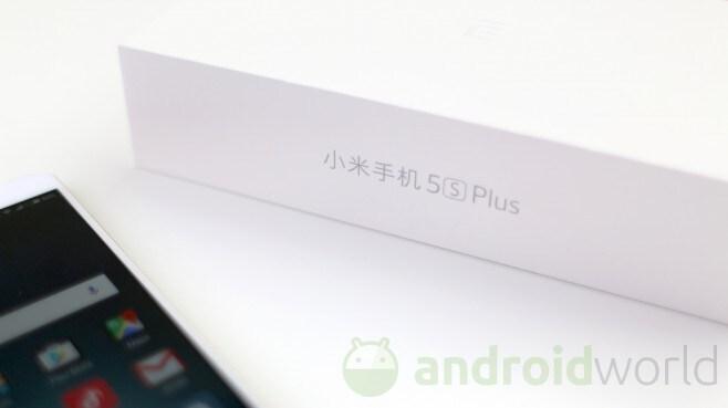 Xiaomi Mi5s Plus - 3