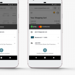 android pay visa mastercard