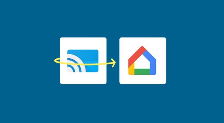 Google Cast cambia nome: date il benvenuto all'app Google Home (foto)