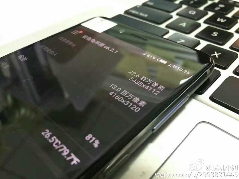 Sarà questo lo smartphone Nubia che sarà lanciato la prossima settimana?