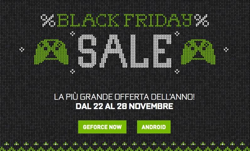 Il Black Friday coinvolge (in anticipo) anche tanti giochi dedicati a NVIDIA Shield