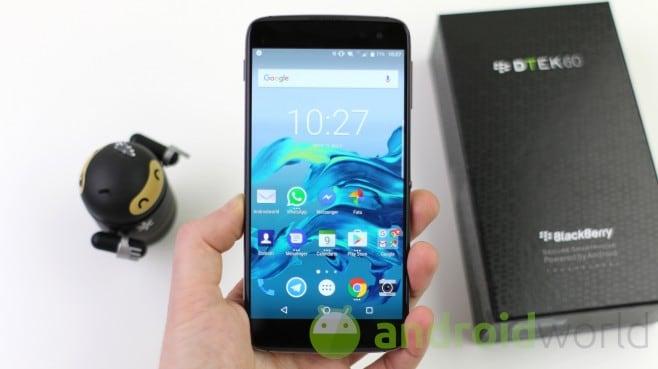 BlackBerry DTEK60 - 12