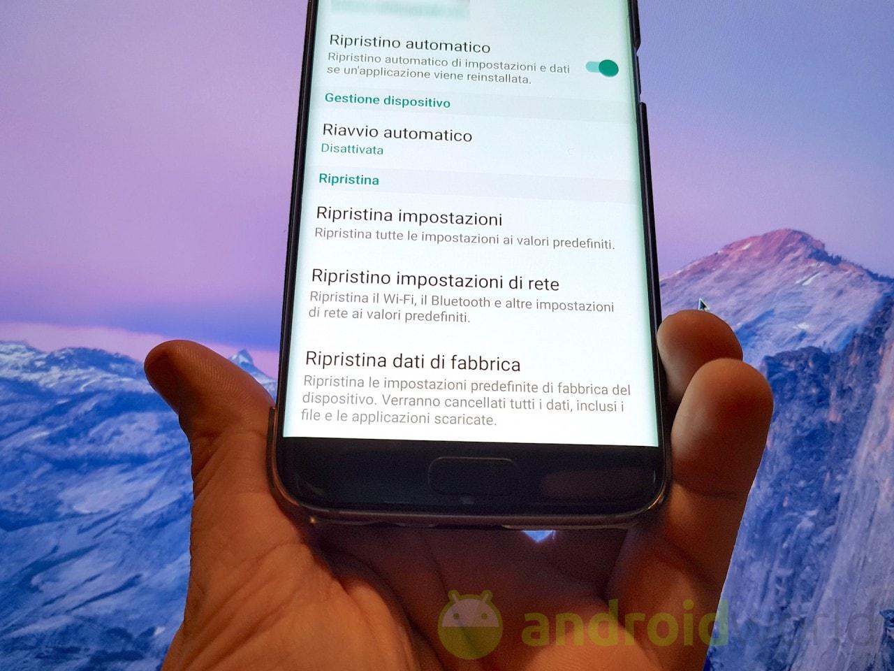 Come Ripristinare Android