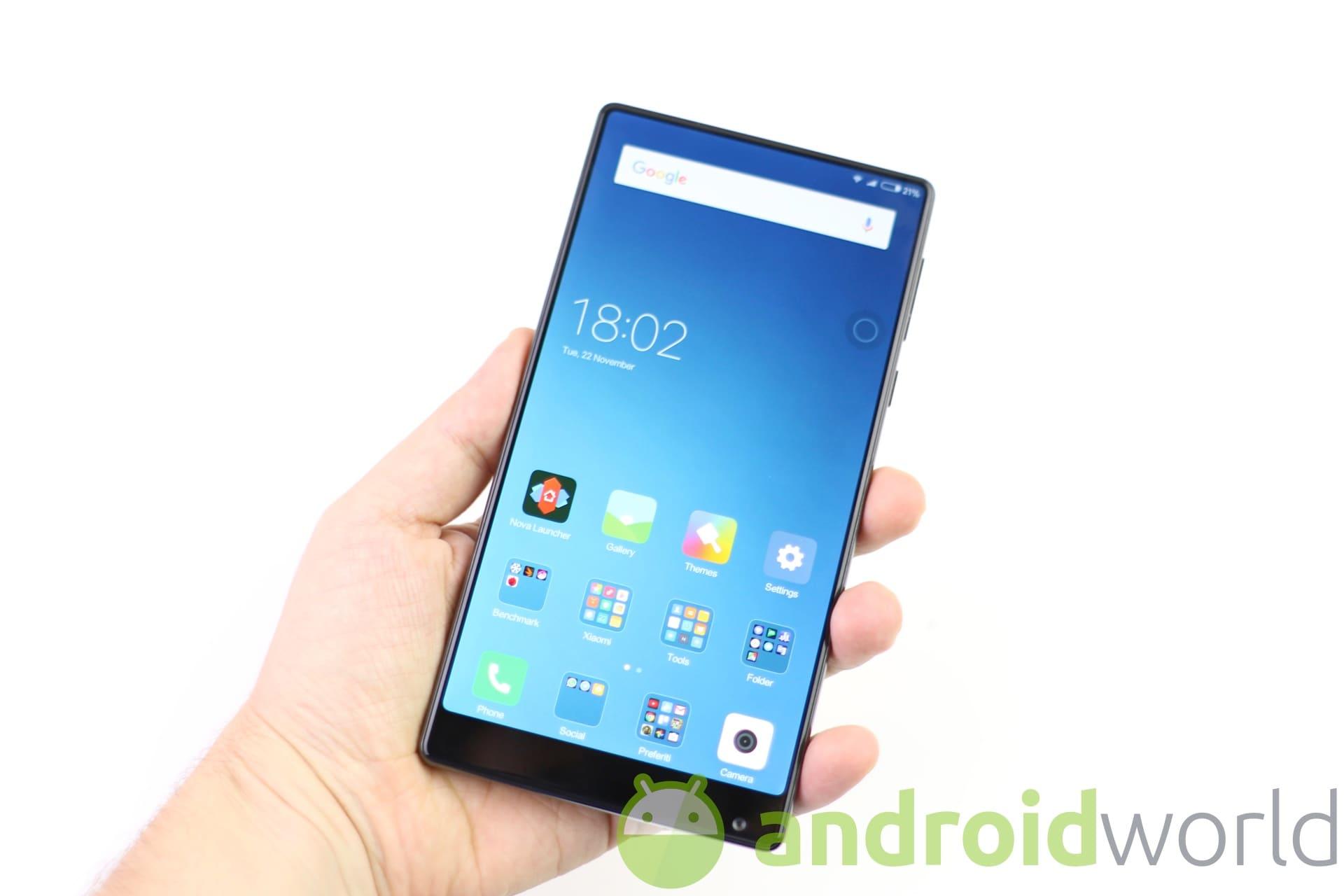Xiaomi Mi MIX, la recensione (foto e video)