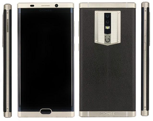 Vi ricordate lo smartphone Gionee di ieri? Ha 7.000 mAh di batteria e 6 GB di RAM!