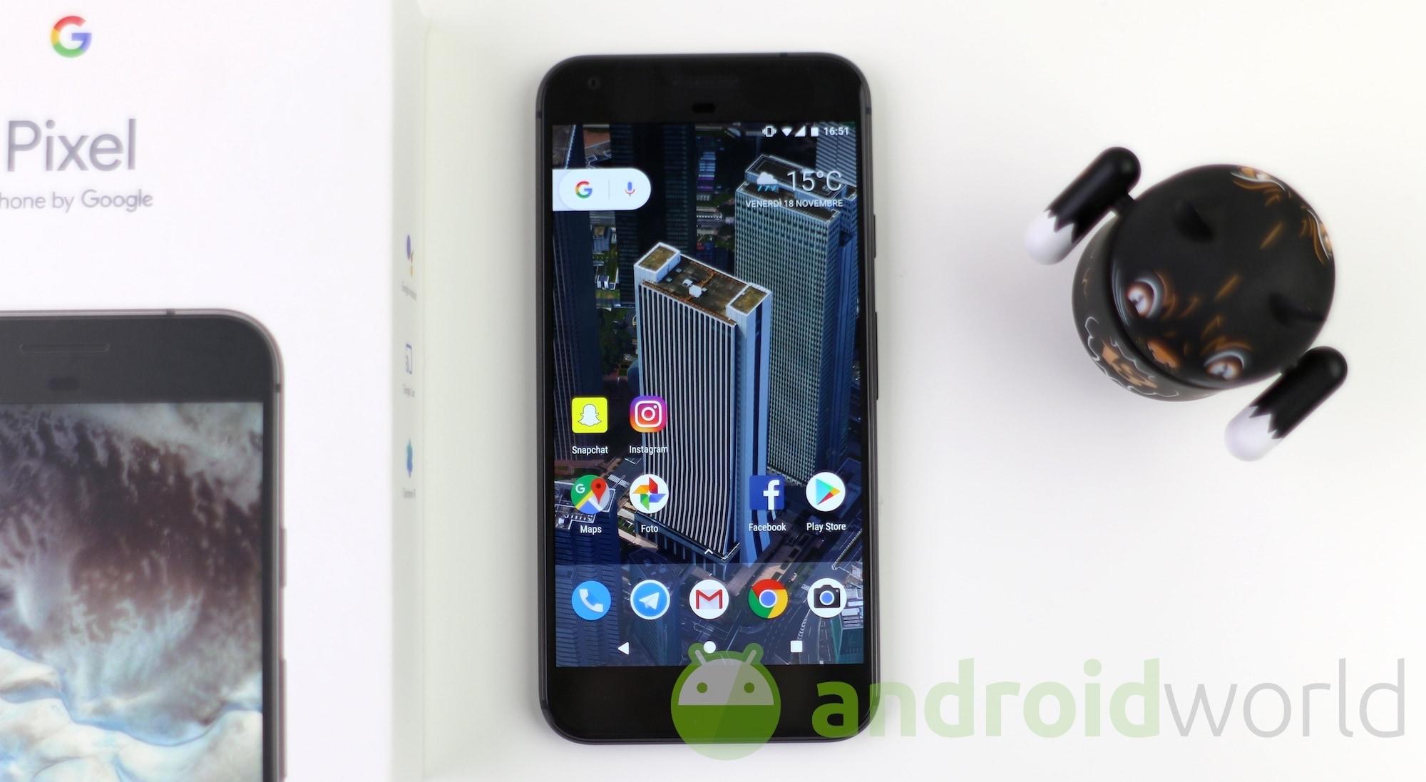 Google Telefono si aggiorna con gesture per rispondere / riagganciare