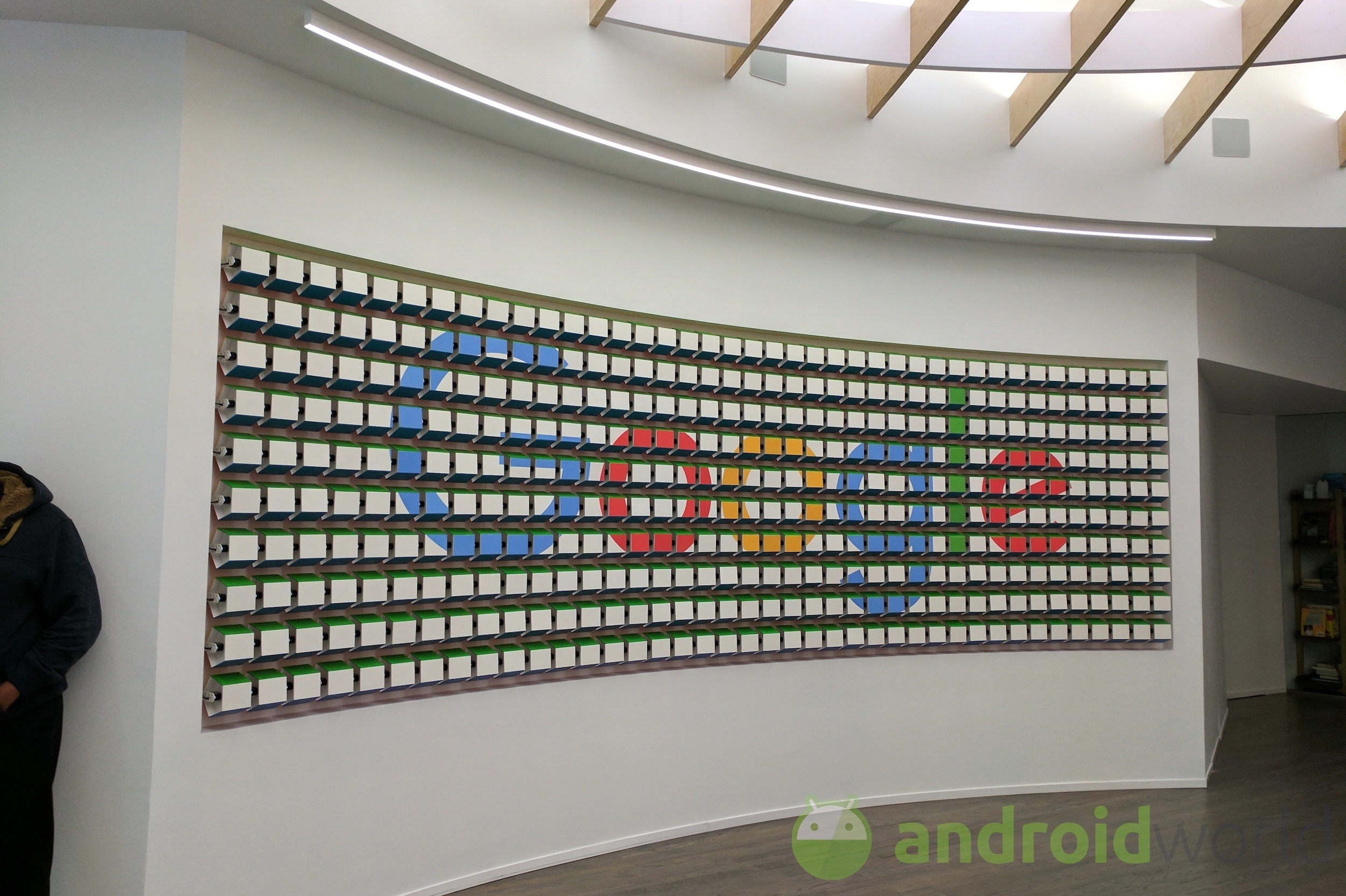 Google Pop Up Store di New York, il nostro tour (foto e video)