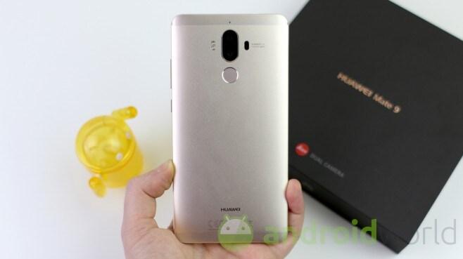 Huawei Mate 9 - 8