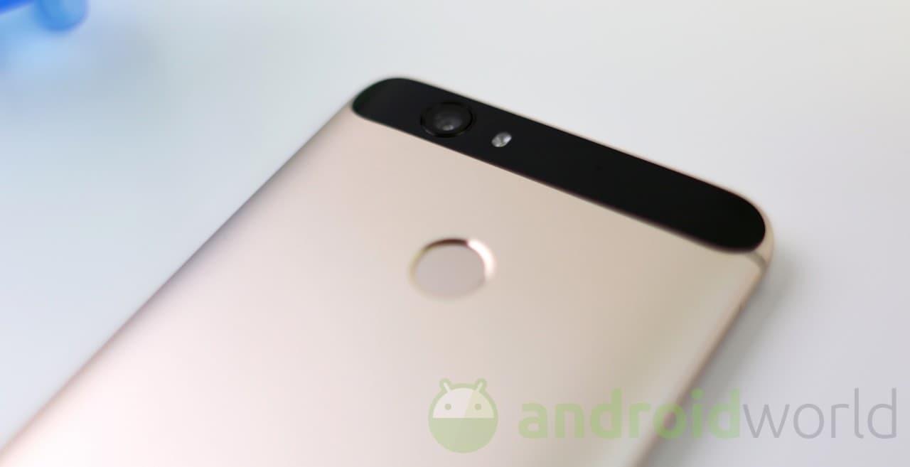 Huawei ha iniziato il rollout della beta di Nougat per Nova