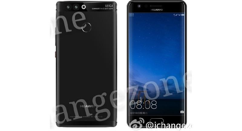 Niente edge-to-edge: Huawei P10 potrebbe accontentarsi dello schermo curvo (foto)