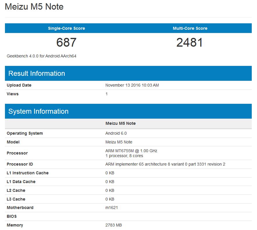 Meizu-M5-Note-Geekbench
