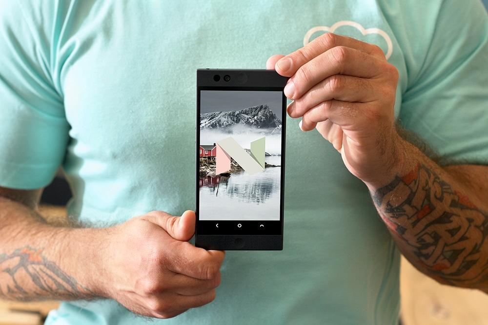 Paranoid Android e Nextbit portano una beta ufficiale di Nougat sul Robin