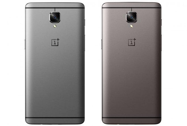 OnePlus 3 vs 3T