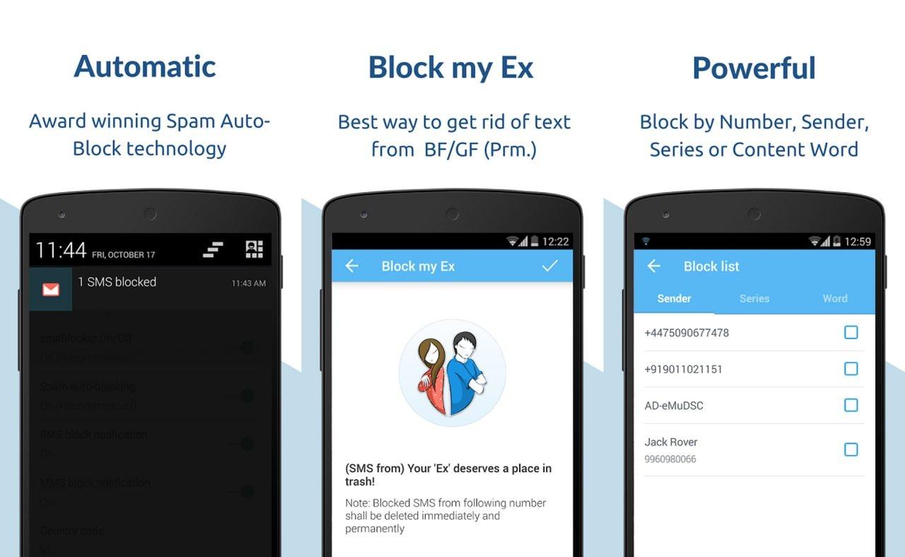 sms-blocker