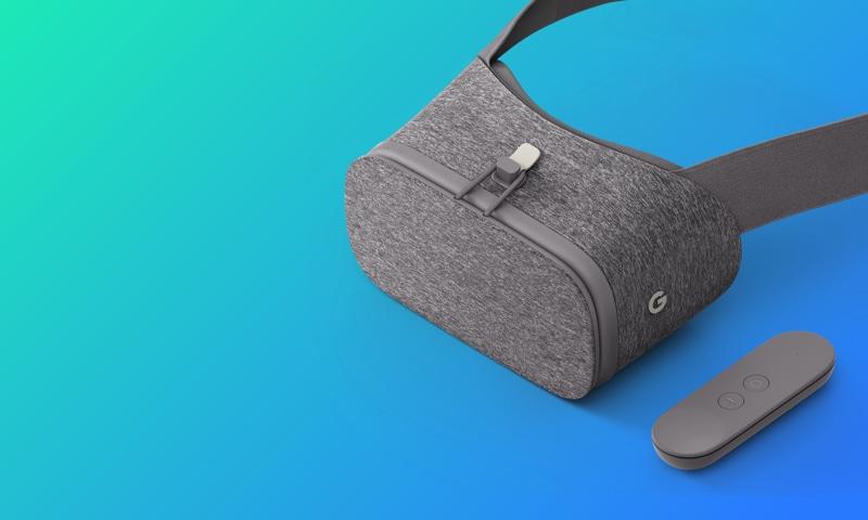 Servizi Google VR arriva sul Play Store, in preparazione al lancio di Daydream View