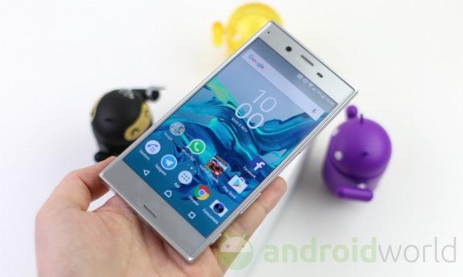Sony Xperia XZ - 10