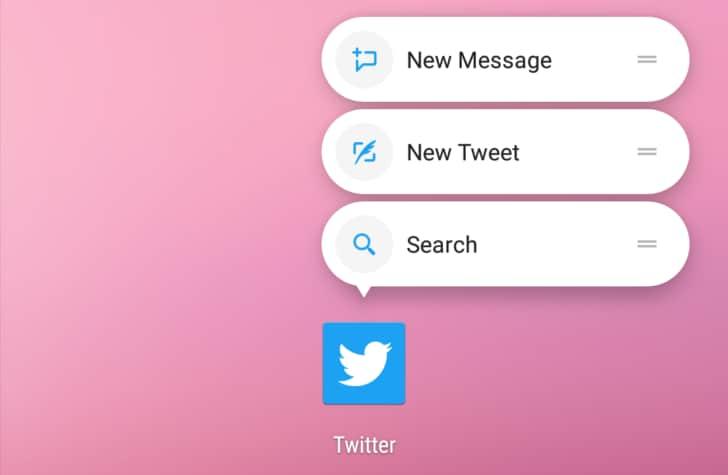 Twitter si adegua alle funzionalità di Nougat anche nella versione stabile (download apk)
