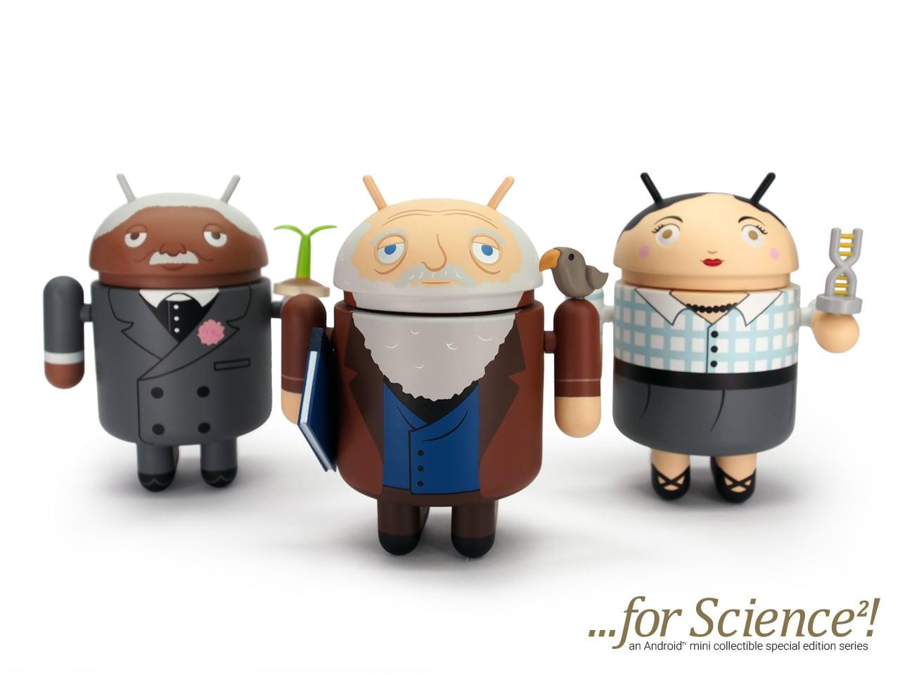 Dead Zebra aggiunge tre nuovi personaggi alla serie dedicata agli scienziati (foto)