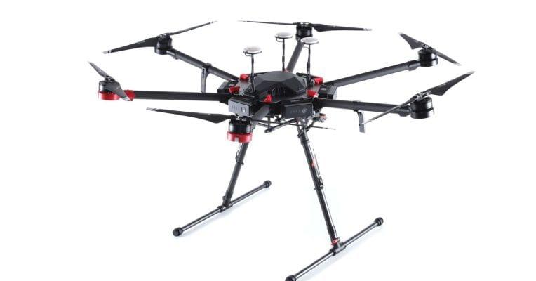 Matrice 600 Pro è un nuovo (e costoso) drone professionale DJI (foto)