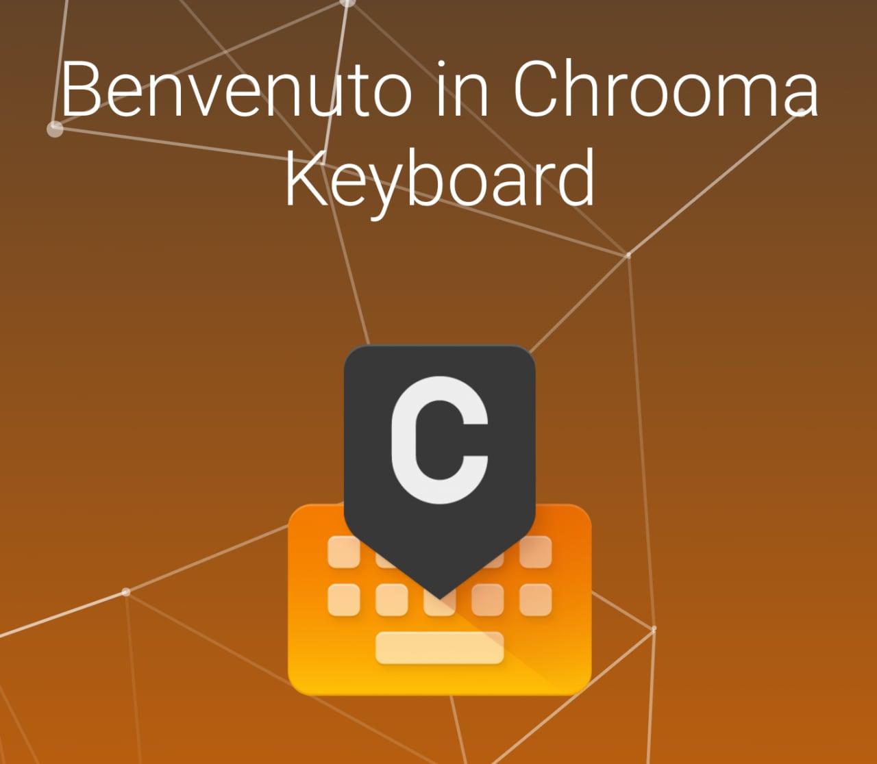 Chrooma Keyboard 4.0 Beta introduce la predizione con reti neurali e tanto altro (foto)