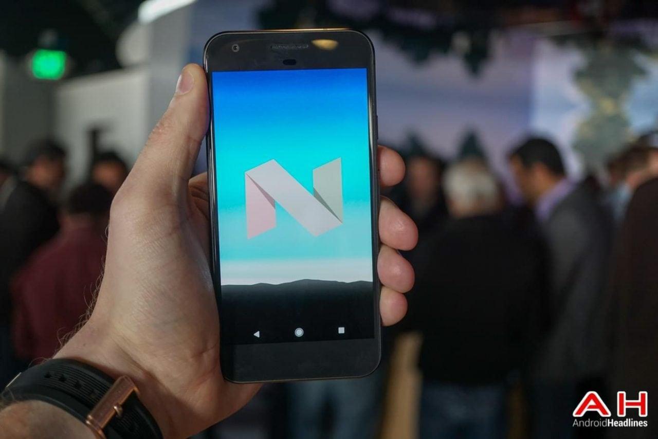 Iniziato il rilascio di Android 7.1.1 Nougat: patch di dicembre presenti! (foto)
