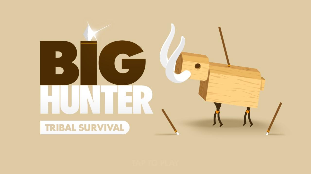 Ingannate il tempo libero andando a caccia di un mammut, con Big Hunter (foto)