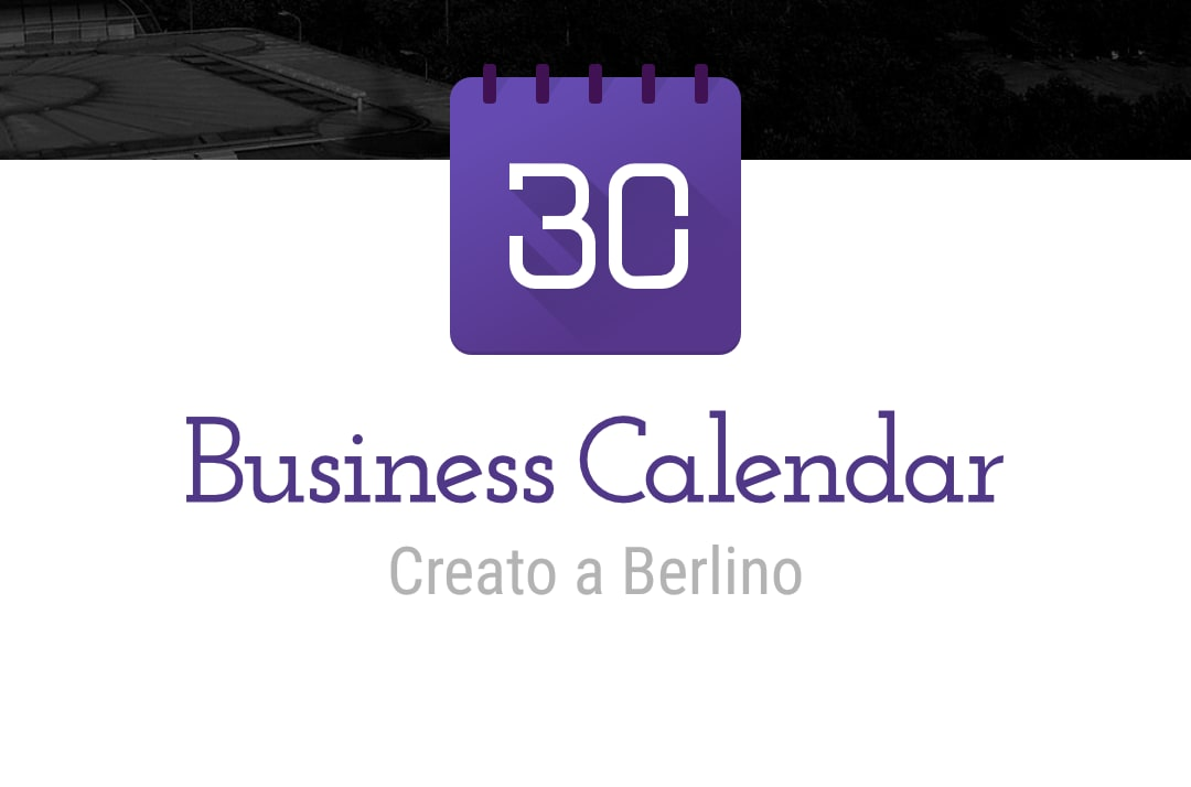Calendario Business.App Per Il Calendario Completa E Personalizzabile