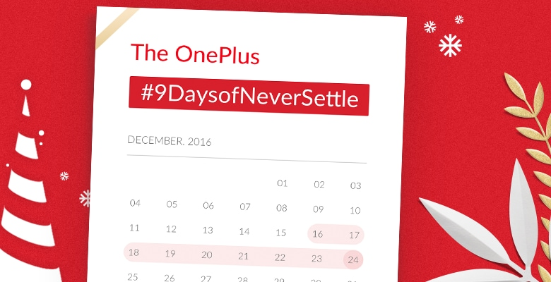 Volete vincere uno OnePlus 3T? Provata il nuovo concorso dell'azienda!