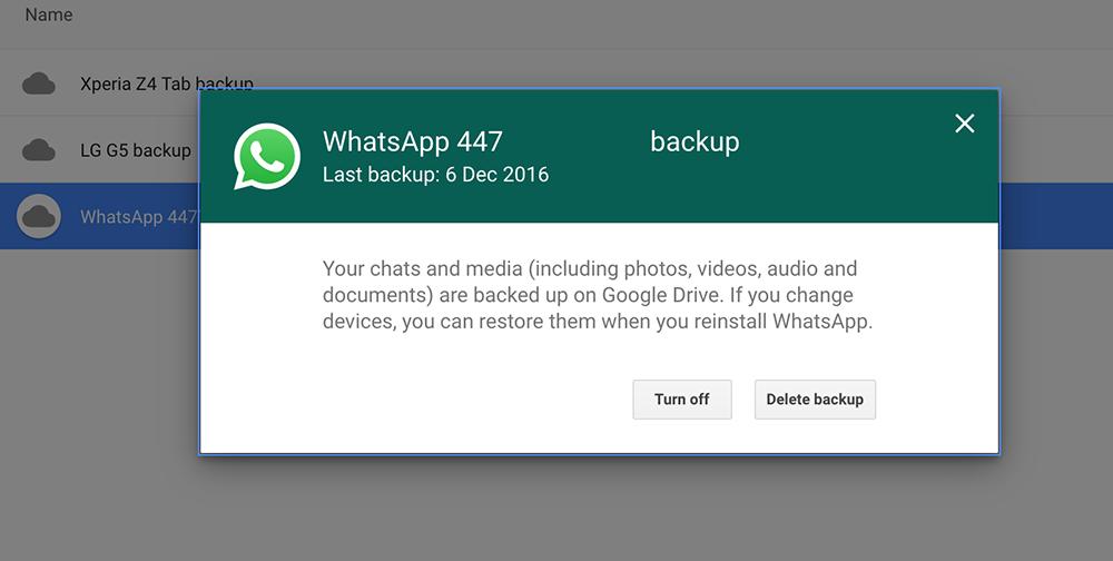 Su Google Drive c'è una sezione per il backup delle app Android suddivise per dispositivo (aggiornato)