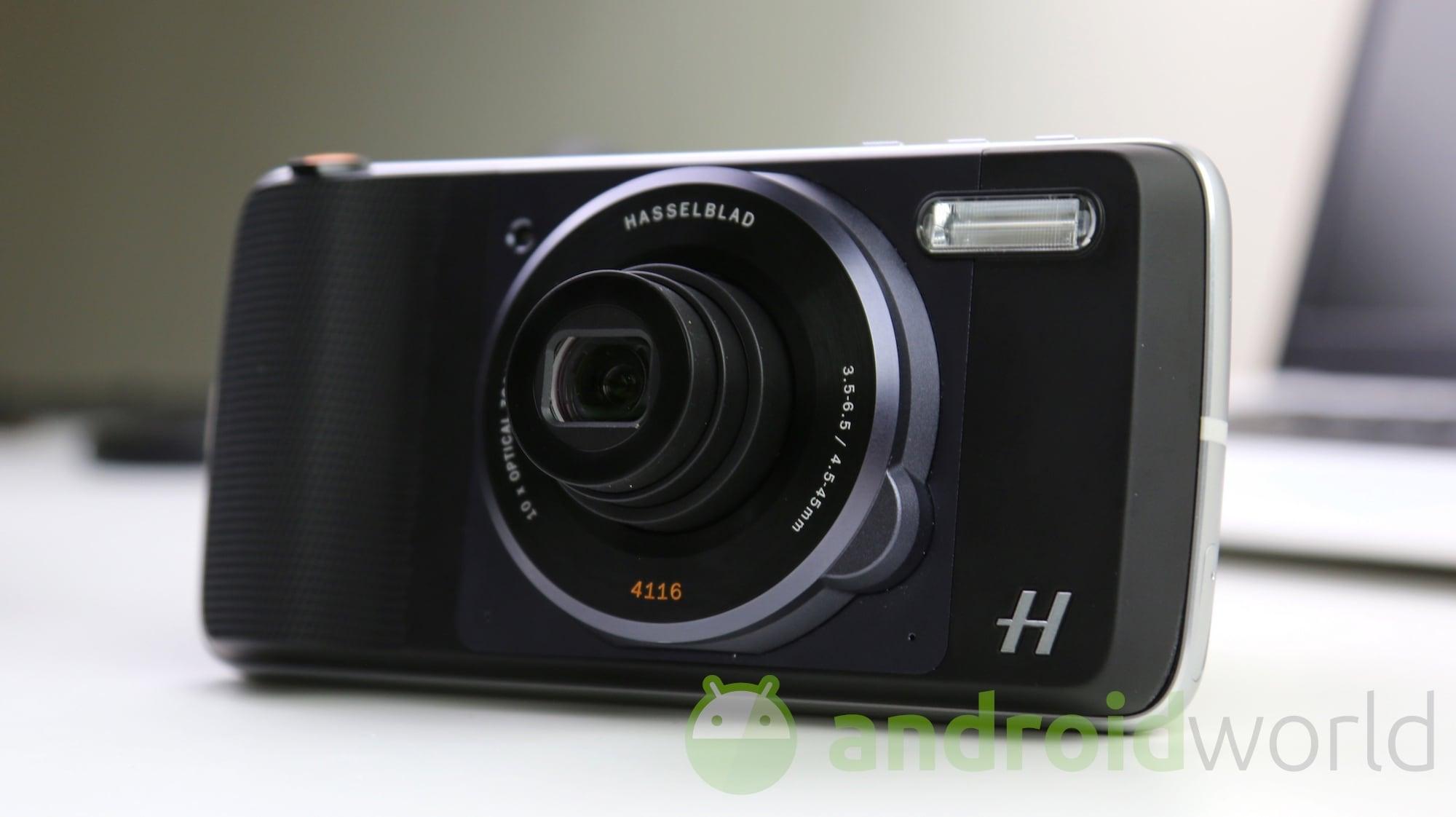 modulo fotocamera hasselblad per smartphone lenovo la