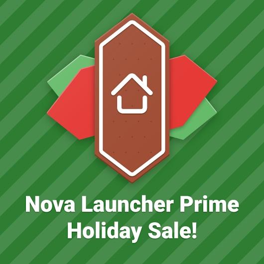 Nova Launcher Prime in sconto per le feste: meno di un caffè per il miglior launcher Android