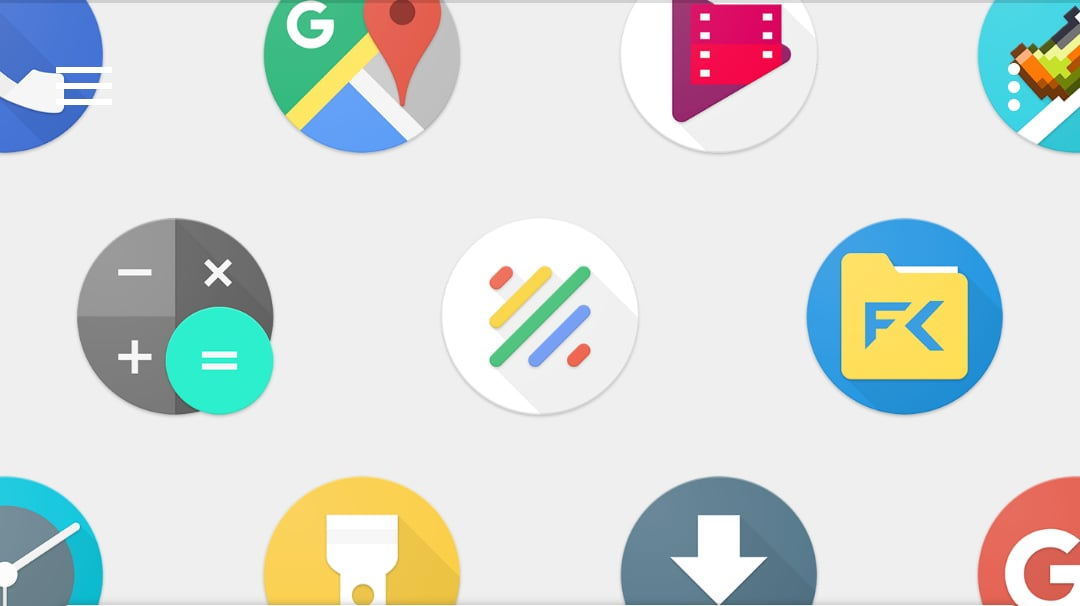 Spingetevi oltre al look dei Pixel, con l'icon pack PIXXO UI (foto)