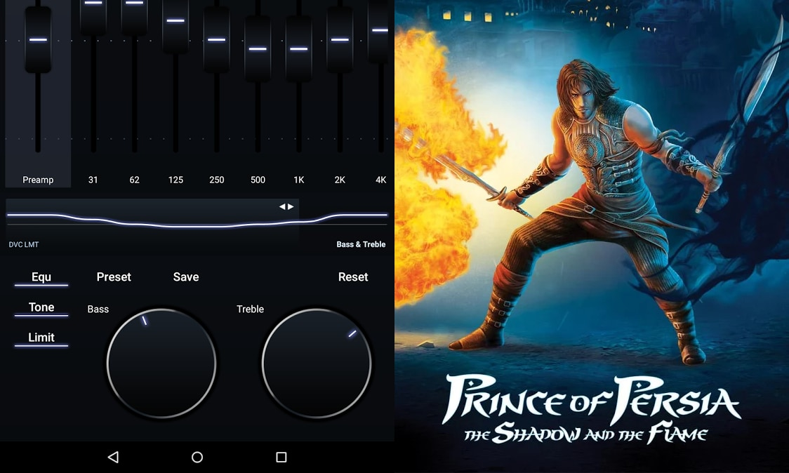 Poweramp e Prince of Persia Shadow&Flame possono essere vostri a 10 centesimi per una settimana!
