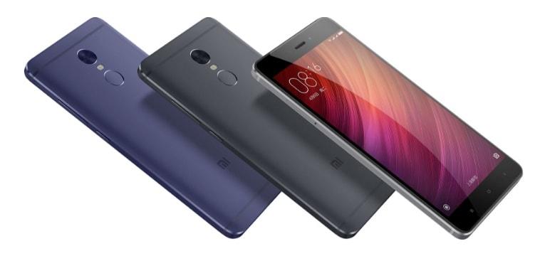 Xiaomi Redmi Note 4 si tinge di nuovi colori (foto)