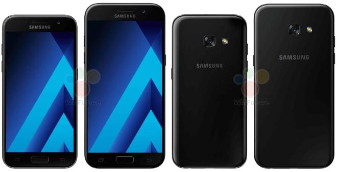 Clear View, S View e Neon Flip per Galaxy A3 (2017) e A5 (2017) disponibili per l'acquisto