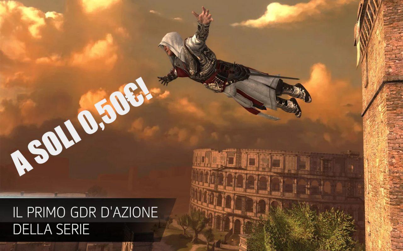 5 giochi in sconto a soli 0,50€: ci sono anche Assassin's Creed Identity e Reigns!